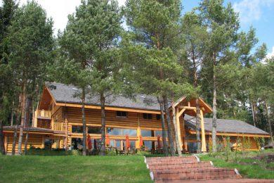 Деревянные дома по технологии piece-en-piece
