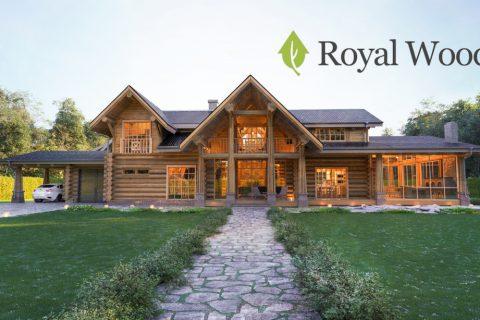 Проект деревянного дома «Бевер Крик» -300м²