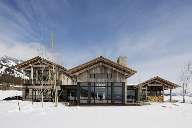 Строительство деревянных домов по технологии timber frameи post and beam в лучших канадских традициях