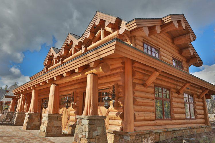Все об усадке деревянных домов. Или почему у хороших деревянных домов нет проблем с усадкой